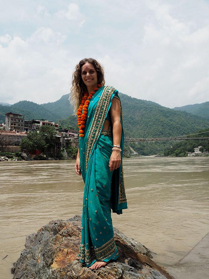 Curso yoga India